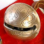 Antique gift sleigh bells, all styles