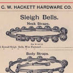 1892 C. W. Hackett Hardware Co. catalog page