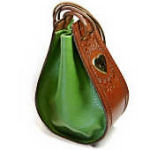 Stirrup purse, medium