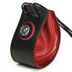 Stirrup purse, mini