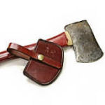 "Sheath for ""Boy Scout"" hatchet"